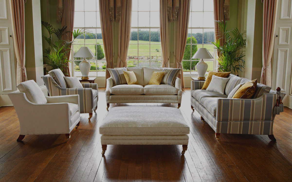 Upholstery specialist for Ercol Cintique and Duresta furniture